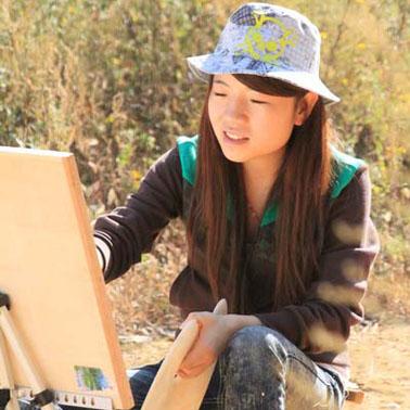 风景写生_【洛阳画室】文人画室 美术高考专家>洛阳